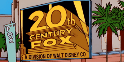 The Simpsons 20th Century Fox