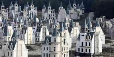 disney-like castles