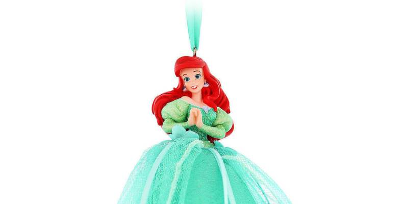 Princess Dress Ornaments