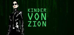 Figuren in der Matrix - Kinder Zions