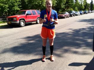 Mayors Half Marathon in Anchorage, AK