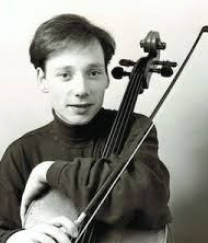 Clive Greensmith B&W picture from when he was a teenager