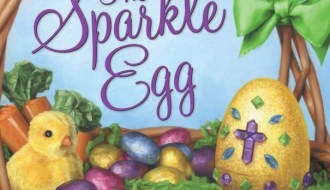 The Sparkle Egg by Jill Hardie