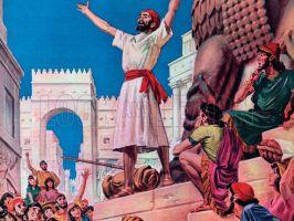 Jonah the reluctant profit