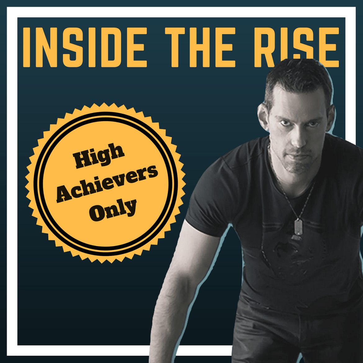 The interview just before Quest Nutrition founder Tom Bilyeu started Impact Theory - he explains how to build your identify to create the life you've always wanted on Inside The Rise Podcast with JC Cross