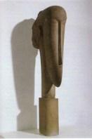 Modigliani - Testa femminile, 1911-12