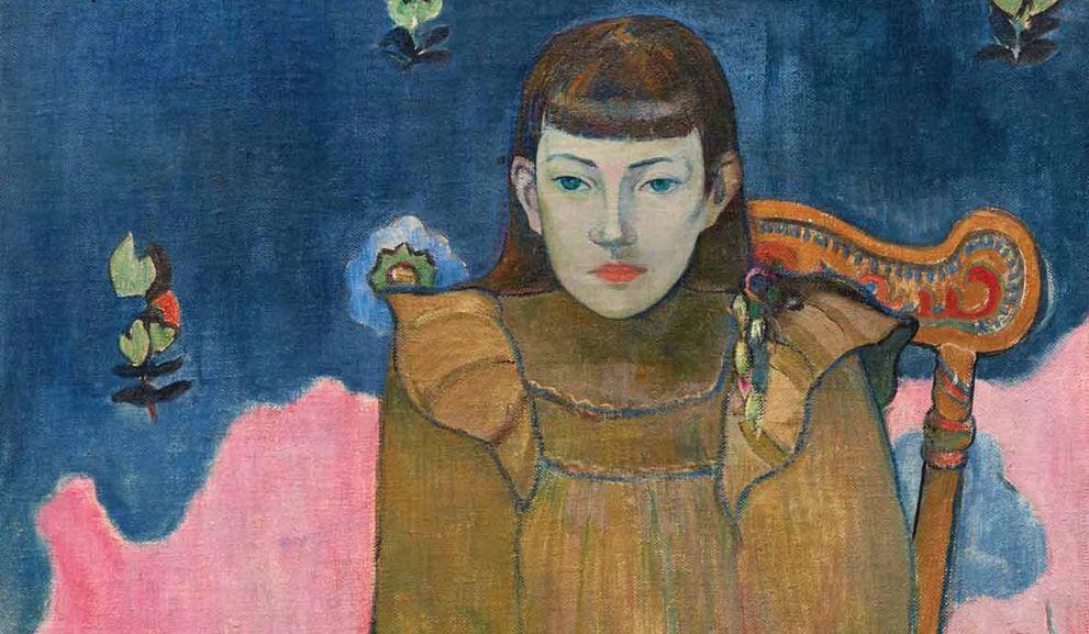 Paul Gauguin, Portrait of Joung Woman