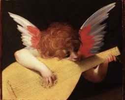 Rosso Fiorentino, angelo musico