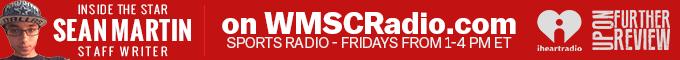 Upon Further Review on WMSCRadio.com