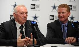 Draft Blog - Dallas Cowboys: Will Minimal Cap Space Force Jerry Jones To Sit Idle During NFC Arms Race? 4