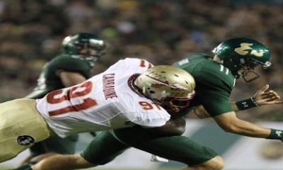Draft Blog - Dallas Cowboys Should Consider Drafting Cornellius 'Tank' Carradine 2