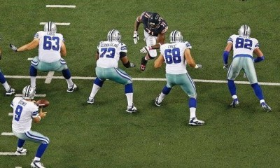 Cowboys Blog - Dallas Cowboys Film Analysis: Grading the Offensive Line in the NFC East Championship 5