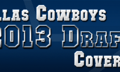 Draft Blog - 2013 Dallas Cowboys Mock Draft 2.0 6