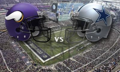 Cowboys Blog - Cowboys vs. Vikings: Sunday Preview 4