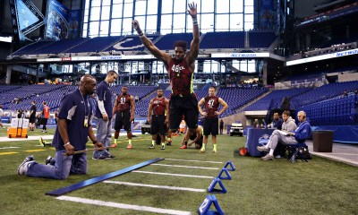 Draft Draft Blog - The NFL Scouting Combine, Then & Now