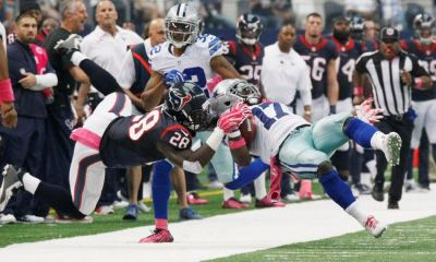 Cowboys Blog - Less Than Stellar Side of Sunday: Texans vs. Cowboys