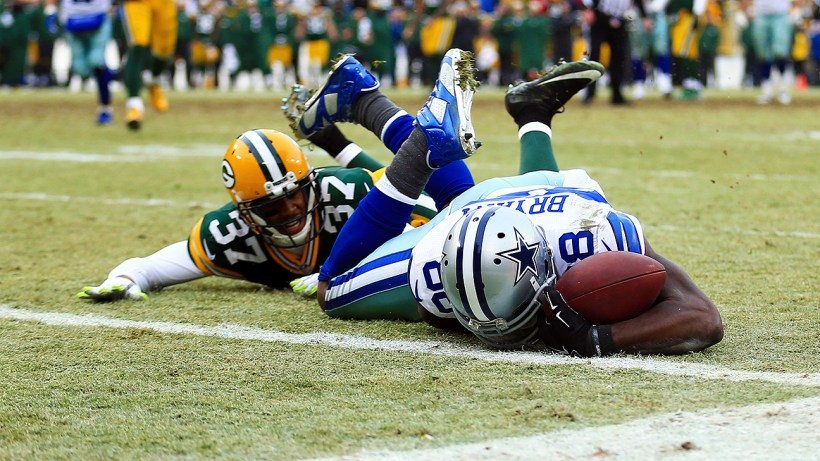 Cowboys Blog - Dez Bryant's Catch is Already Old News