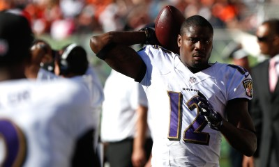 NFL Blog - Baltimore Ravens Release Jacoby Jones; What It Symbolizes