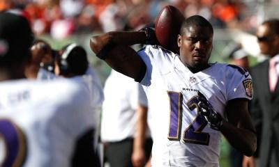 NFL Blog - Baltimore Ravens Release Jacoby Jones; What It Symbolizes