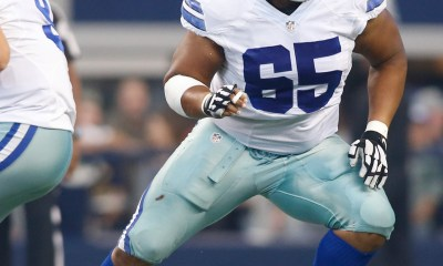 Cowboys Blog - Cowboys Re-Sign Darrion Weems & Ronald Leary