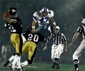 Cowboys Blog - Cliff Harris Crashes His Way Through #43 4