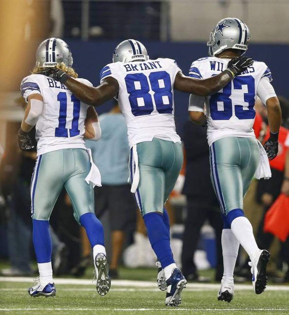 Fantasy Football Blog - Cowboys 2015 Fantasy Football Outlook: Wide Receivers