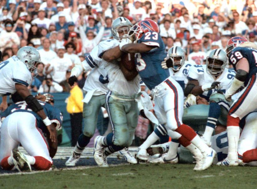 Cowboys Blog - Heavyweight Champion Of #51: Ken Norton Jr. 3
