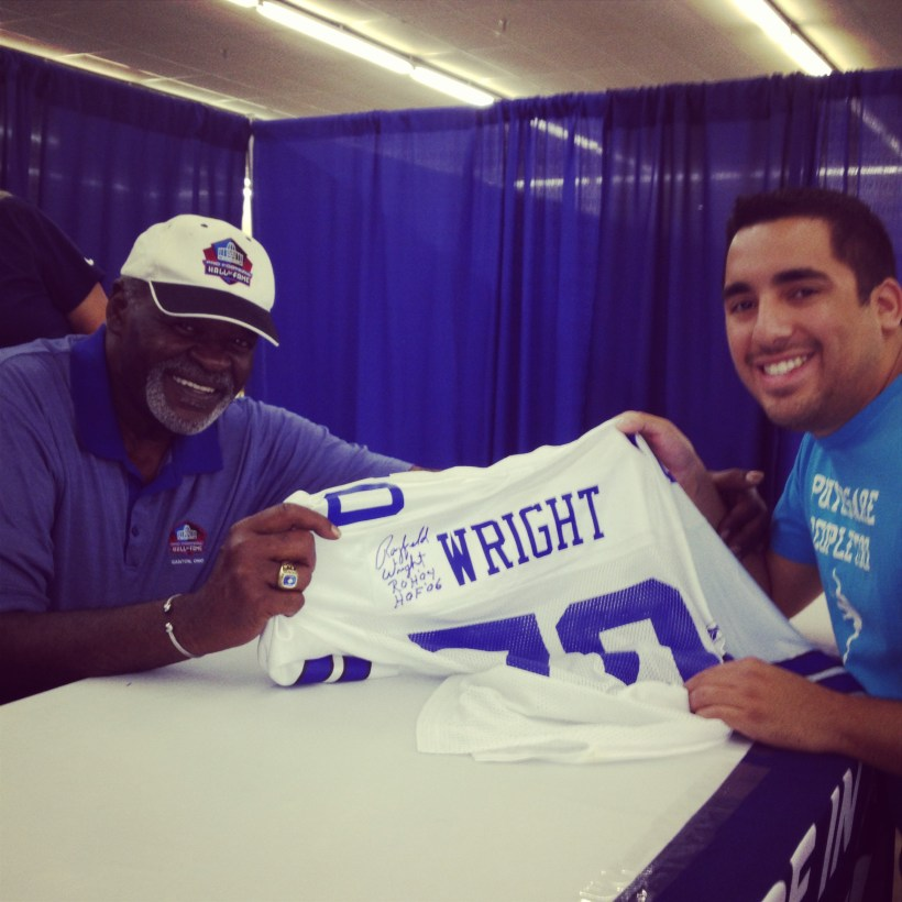 Cowboys Blog - The Wright Stuff: #70, Linemen, and Rayfield 4