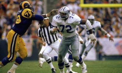 Cowboys Blog - Too Tall Is Too Good, #72 Belongs To Ed Jones