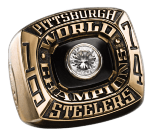 NFL Blog - 49 Super Bowl Rings: 1974 Pittsburgh Steelers 1