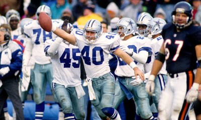 Cowboys Blog - Cowboys CTK: Bill Bates Earned His Way To #40 6