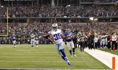 Cowboys Blog - Cowboys CTK: Brandon Carr's Carrousel Spins Around #39