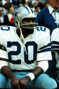 Cowboys Blog - Cowboys CTK: Franchise Interceptions Leader Mel Renfro Takes #20 2