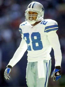 Cowboys Blog - Cowboys CTK: New Ring Of Honor Member Darren Woodson Tackles #28 2