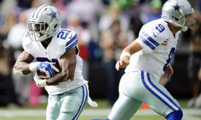 Cowboys Blog - Cowboys Gameday: All Eyes on the Running Backs in San Francisco 7