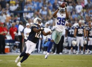 Cowboys Blog - Cowboys Secondary Takes Hit with Injury to Brandon Carr