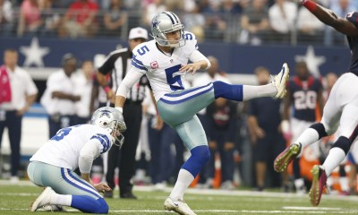 Cowboys Blog - Dan Bailey Is Key To The Cowboys Success In 2015
