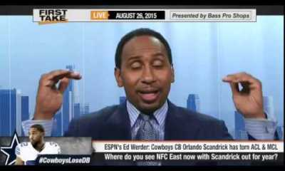 News & Notes - ESPN's Hatred Toward The Cowboys Continues