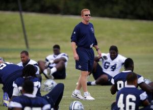 Cowboys Blog - Head Coach Jason Garrett Is Not QB Jason Garrett; Verge Of Greatness 2