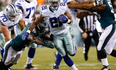 Cowboys Blog - Joseph Randle Can And Should Be The Cowboys Feature Back