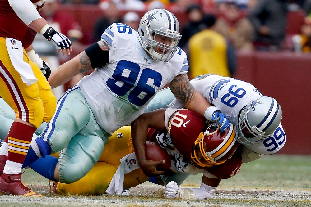 Cowboys Blog - NFC East Impact Rookies: Brandon Scherff, Washington Redskins 1