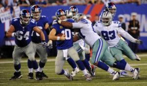 Cowboys Blog - NFC East Impact Rookies: Ereck Flowers, New York Giants