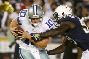 Cowboys Blog - Takeaways From Cowboys @ Chargers Week 1 Preseason Matchup 1