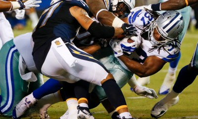Cowboys Blog - Takeaways From Cowboys @ Chargers Week 1 Preseason Matchup