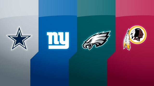 NFC East Blog - The Dallas Cowboys Run The NFC East 6