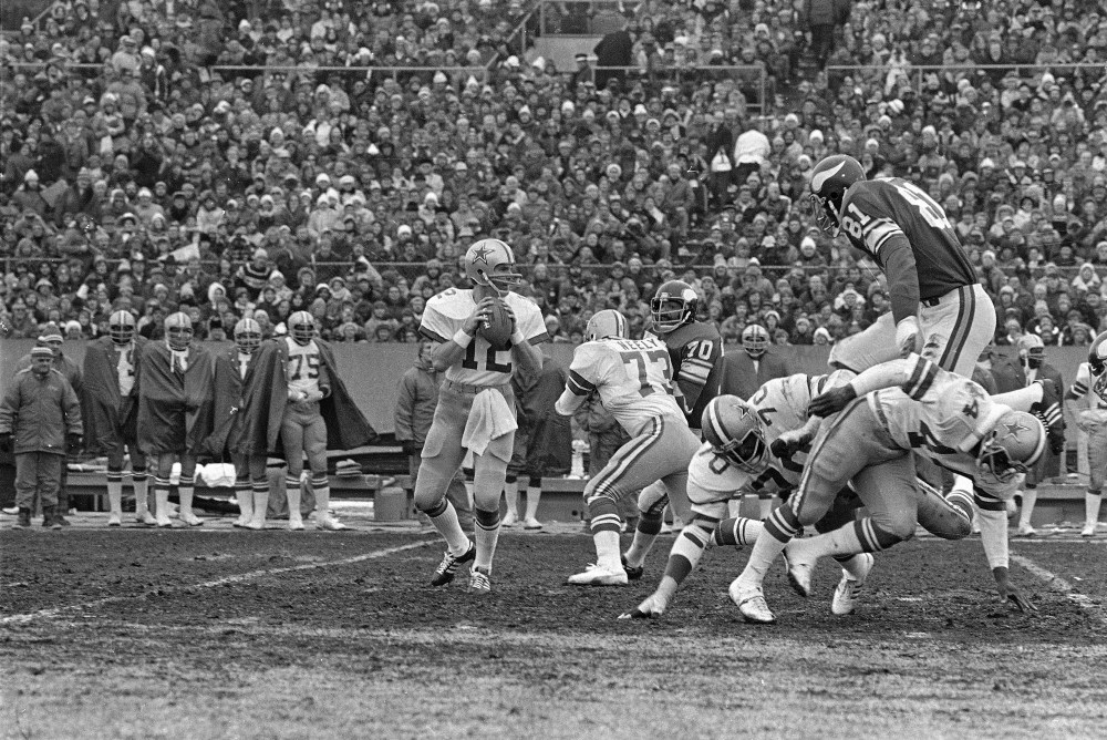 Cowboys Blog - Cowboys CTK: Greatest Dallas Cowboy Of All-Time Roger Staubach Takes #12 4