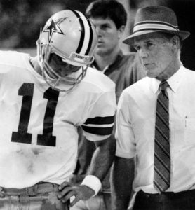 Cowboys Blog - Cowboys CTK: Quarterback/Punter Danny White Owns #11 1
