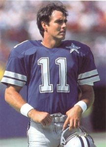 Cowboys Blog - Cowboys CTK: Quarterback/Punter Danny White Owns #11