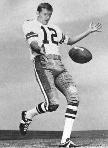 Cowboys Blog - Cowboys CTK: Ron Widby Booms #10