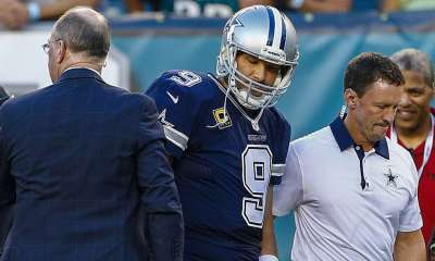 Cowboys Blog News & Notes - Cowboys Place Romo On Short-Term Injured Reserve